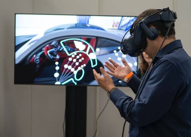AR・VR・MRの違い